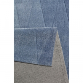 tapis evening shade haux bleu - esprit home