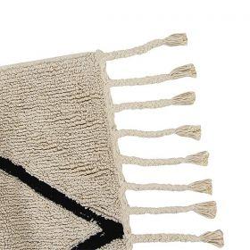 tapis enfant bereber beige lorenal canals