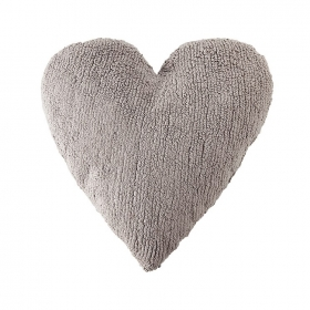 coussin enfant heart gris lorena canals