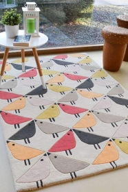 tapis lintu rhubarb scion living - avalnico