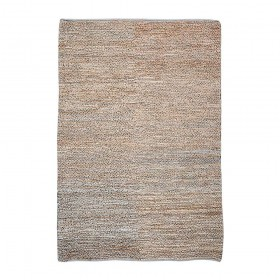 tapis tissé main riverstone naturel the rug republic
