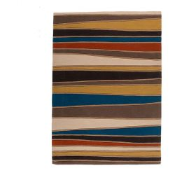 tapis multicolore bird of paradise flair rugs 120x170. Black Bedroom Furniture Sets. Home Design Ideas