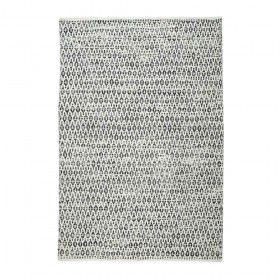 tapis the rug republic bedford gris fait main