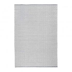 tapis the rug republic tissé main calvino gris