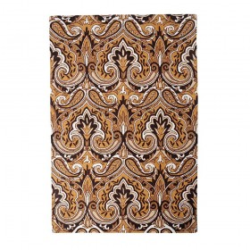 tapis tufté main carney caramel the rug republic