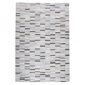 tapis fait main elbrus gris the rug republic