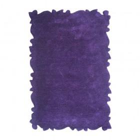 tapis tufté main mabini violet the rug republic