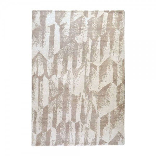 tapis en laine beige tiss main mallory the rug republic 160x230. Black Bedroom Furniture Sets. Home Design Ideas