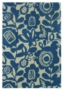 Tapis Kukkia Ink Scion Living - Avalnico
