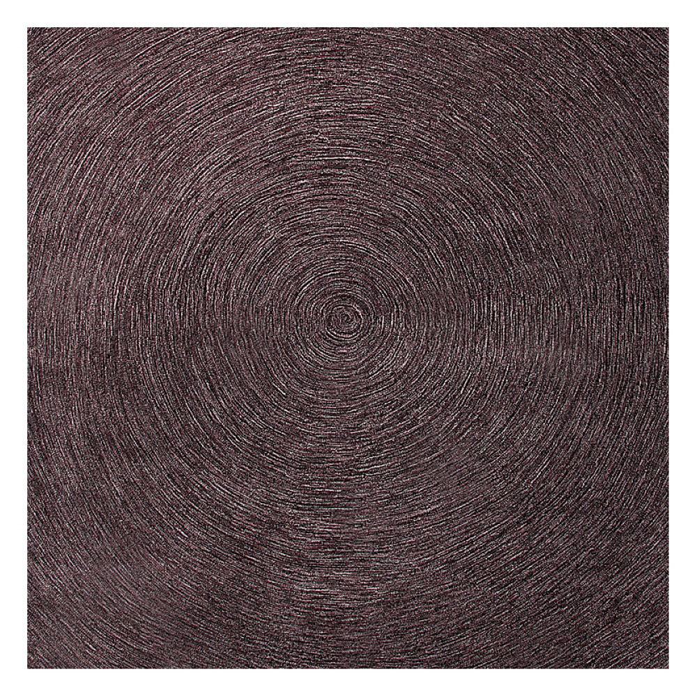 tapis marron esprit home moderne carr colour in motion 200x200. Black Bedroom Furniture Sets. Home Design Ideas