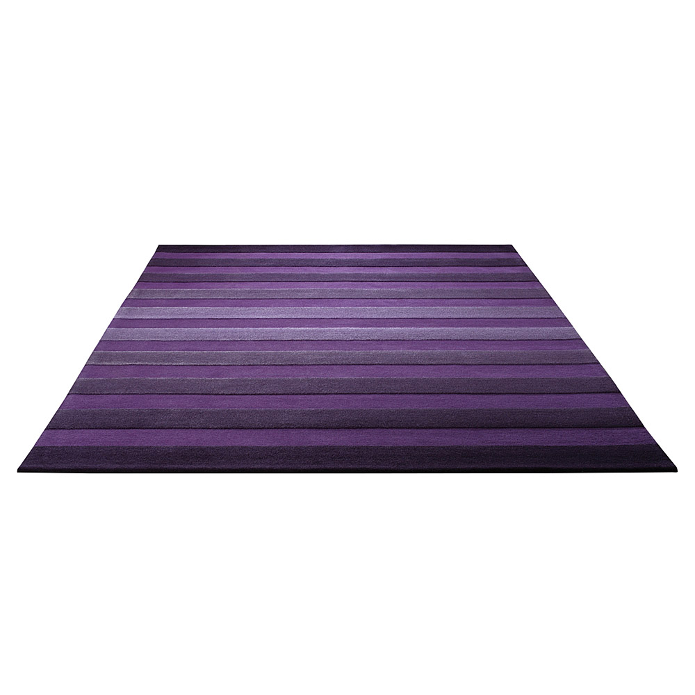 Tapis Cross Walk Violet Esprit Home 70x140
