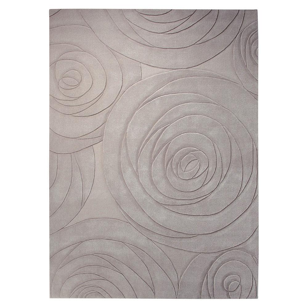 tapis carving art gris beige esprit home. Black Bedroom Furniture Sets. Home Design Ideas