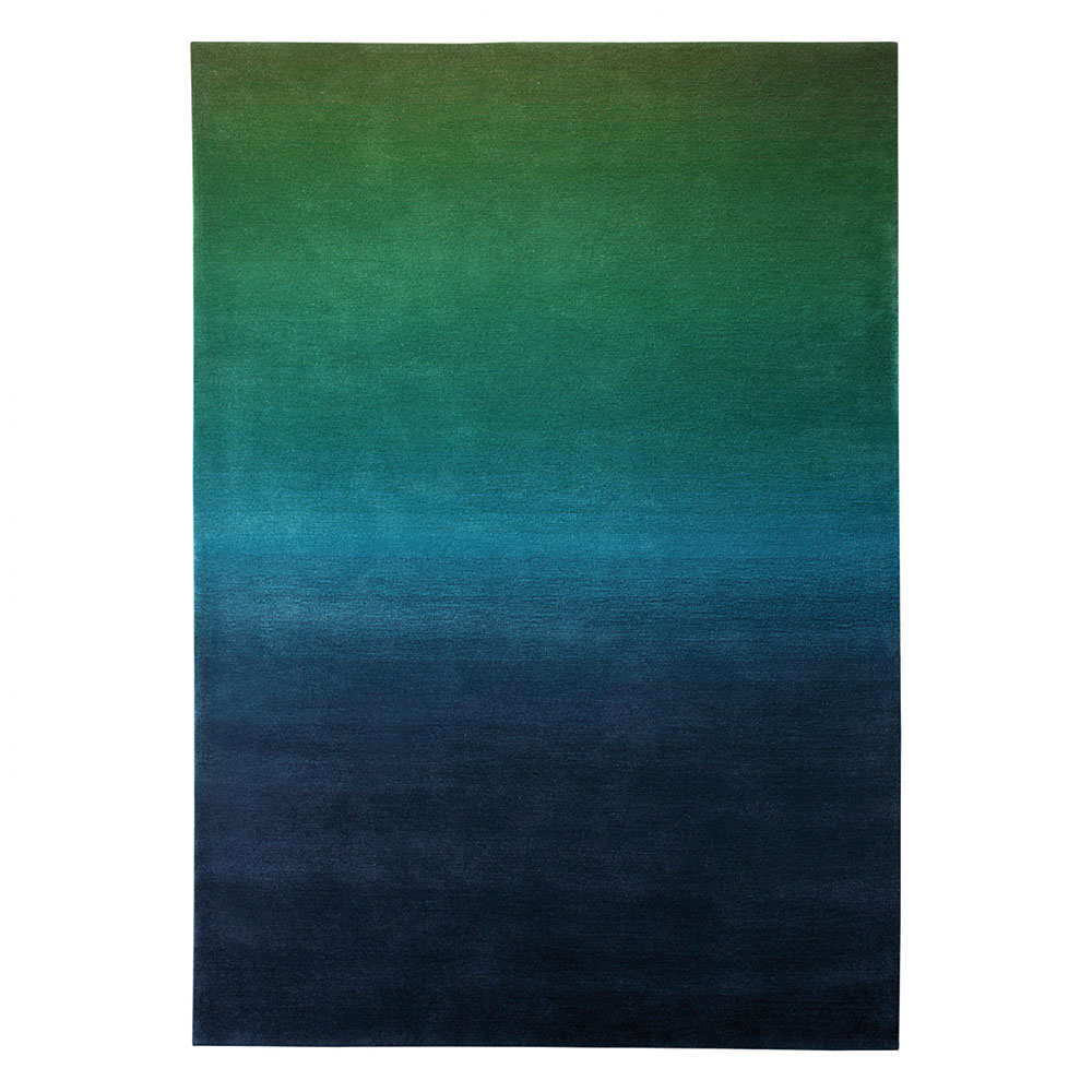 tapis summer fun vert et bleu esprit home. Black Bedroom Furniture Sets. Home Design Ideas