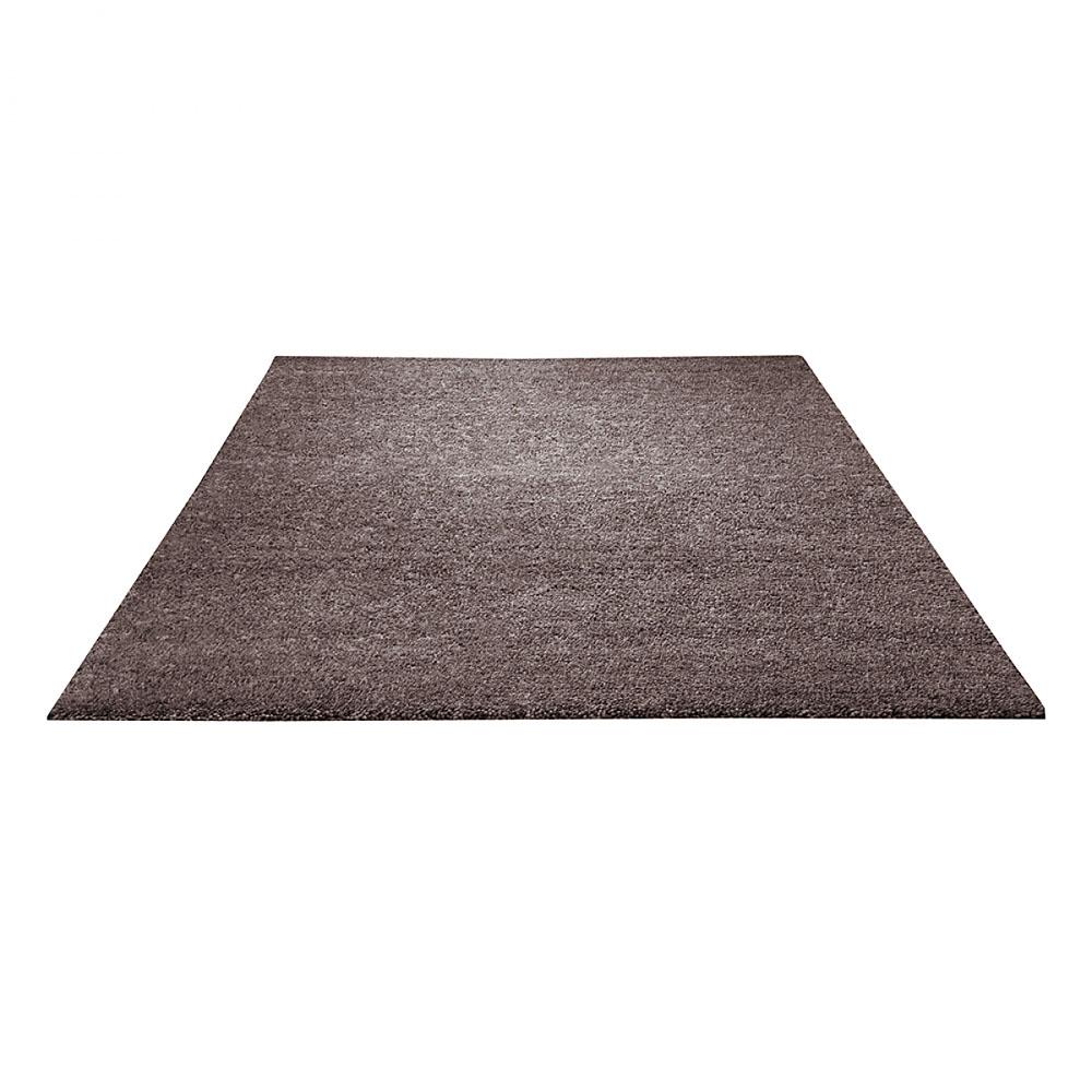 tapis spacedyed marron esprit home