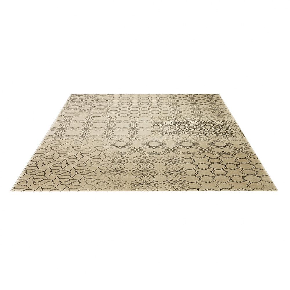 tapis hamptons beige clair esprit home 80x150. Black Bedroom Furniture Sets. Home Design Ideas