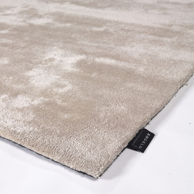 tapis en viscose annapurna cru angelo tuft main 140x200. Black Bedroom Furniture Sets. Home Design Ideas