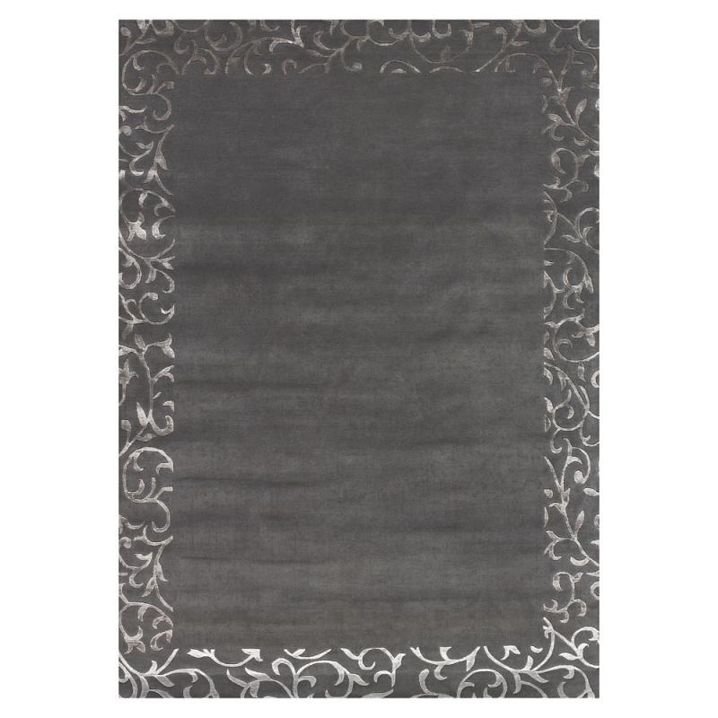 Tapis sydney gris fonc angelo 140x200 - Tapis gris fonce ...