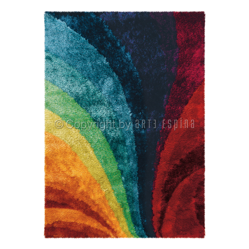 Cat gorie tapi page 65 du guide et comparateur d 39 achat - Tapis shaggy multicolore ...