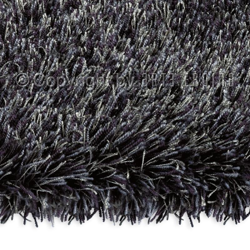 Tapis shaggy swing gris fonc arte espina 120x180 - Tapis shaggy gris pas cher ...