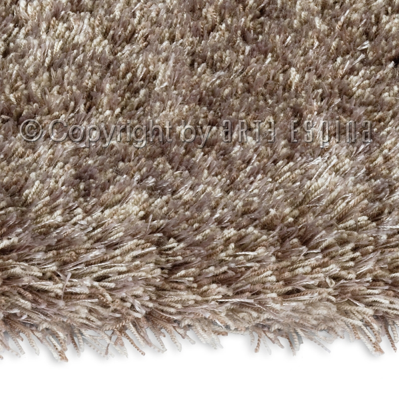 tapis shaggy swing taupe arte espina 70x140. Black Bedroom Furniture Sets. Home Design Ideas