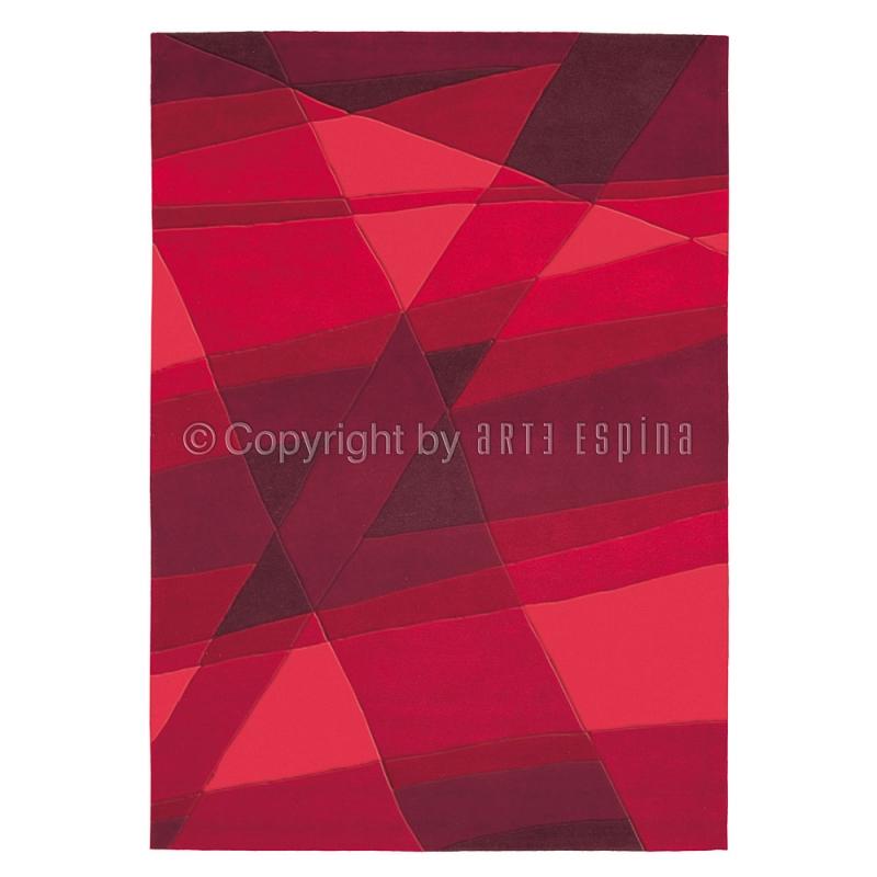 tapis rouge arte espina luminous 70x140. Black Bedroom Furniture Sets. Home Design Ideas