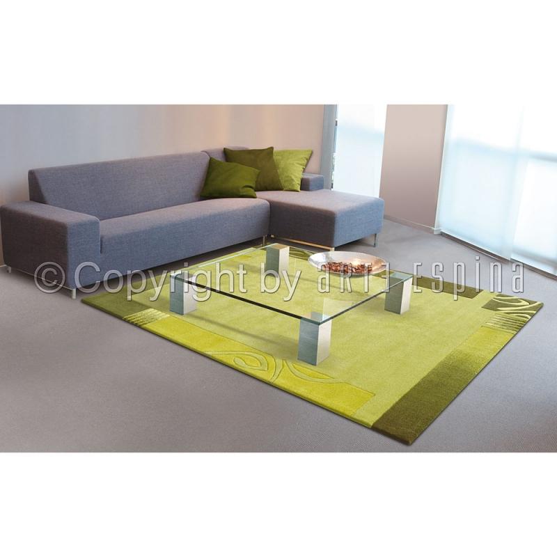 tapis easy going vert arte espina 70x140. Black Bedroom Furniture Sets. Home Design Ideas