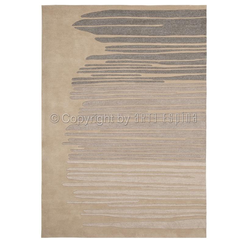 tapis c needlecraft beige et gris arte espina. Black Bedroom Furniture Sets. Home Design Ideas