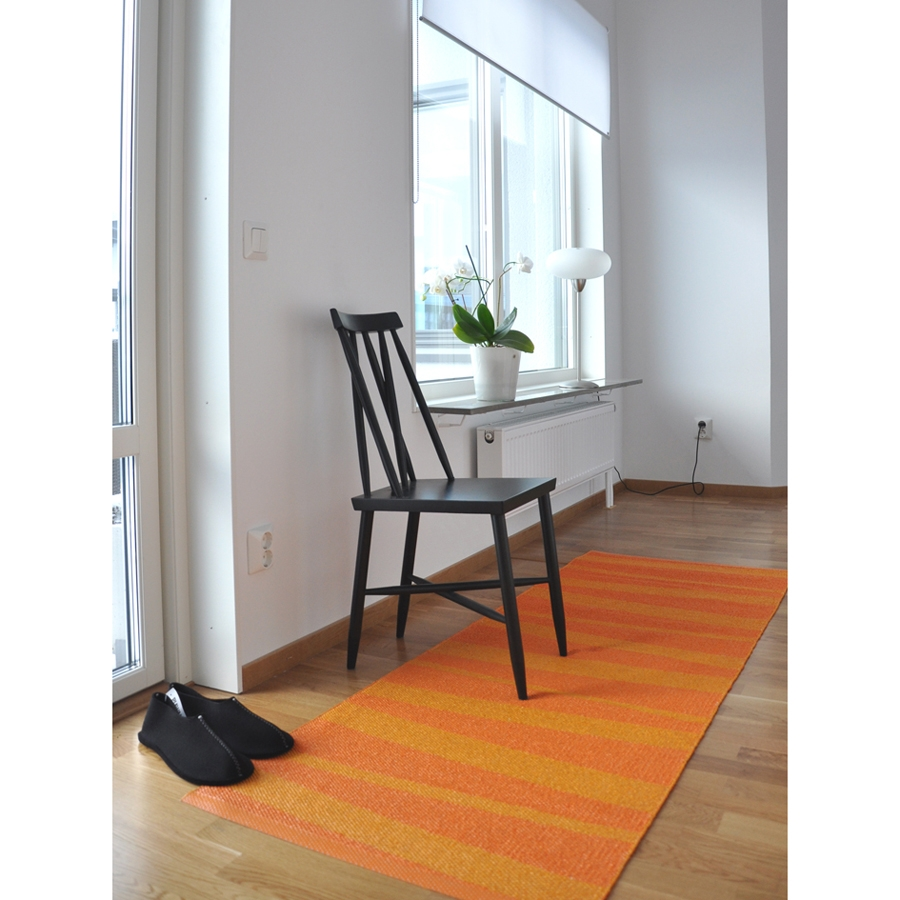 Tapis De Couloir Are Z Br Orange Sofie Sjostrom Design 70x100