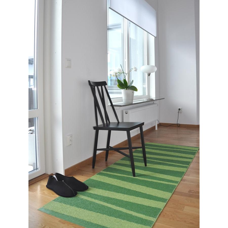 tapis de couloir are z br vert sofie sjostrom design 70x100. Black Bedroom Furniture Sets. Home Design Ideas