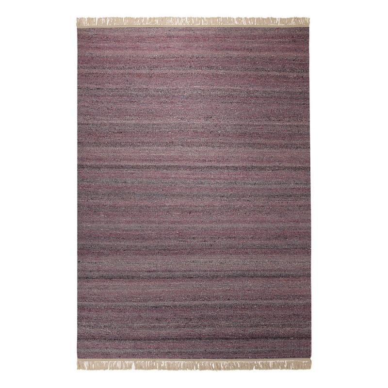 tapis esprit home blurred aubergine 130x190. Black Bedroom Furniture Sets. Home Design Ideas