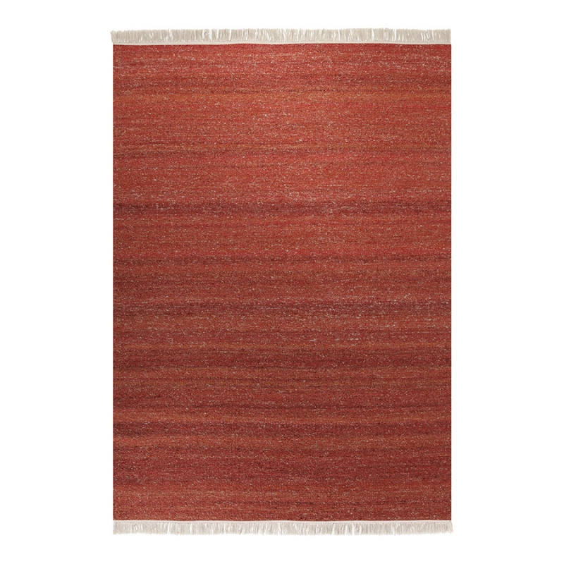 tapis esprit home blurred rouge 130x190. Black Bedroom Furniture Sets. Home Design Ideas