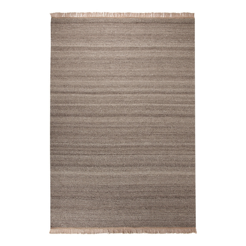 tapis blurred taupe esprit home 80x150. Black Bedroom Furniture Sets. Home Design Ideas