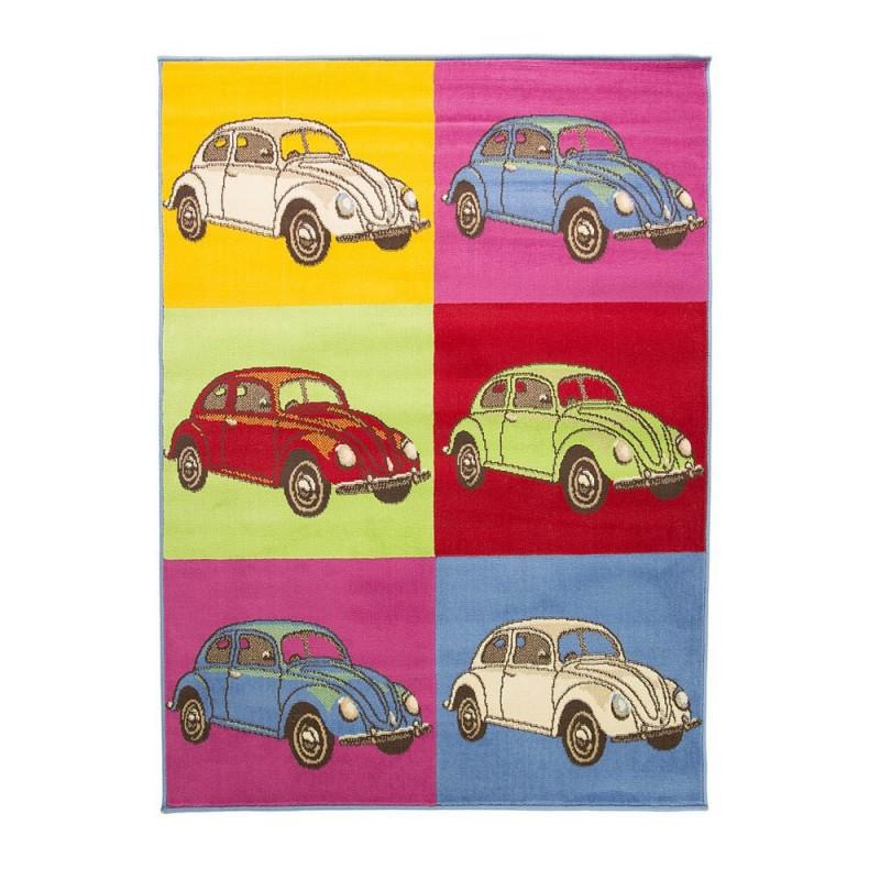 Tapis chambre ado bug flair rugs for Tapis chambre ado