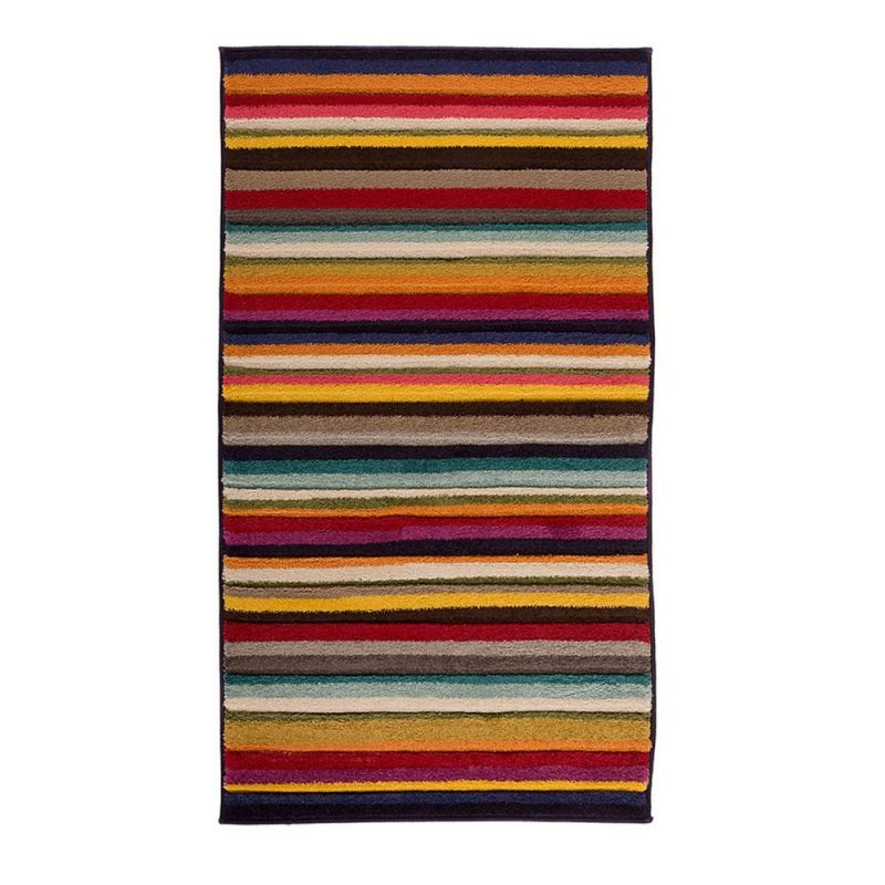 tapis multicolore tango flair rugs 80x150. Black Bedroom Furniture Sets. Home Design Ideas