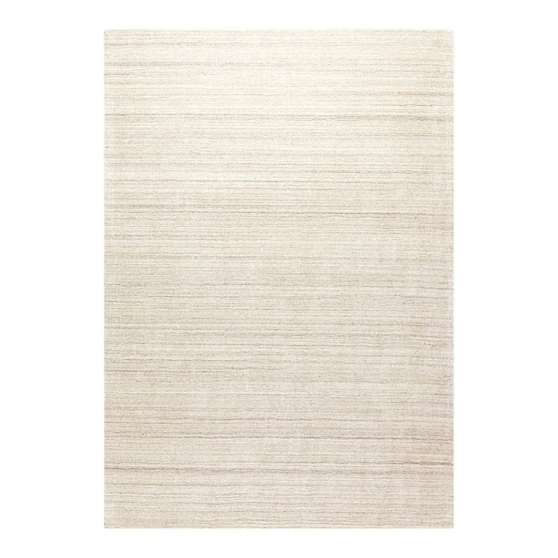 tapis viscose naturelle tiss main beige transform ligne pure 170x240. Black Bedroom Furniture Sets. Home Design Ideas