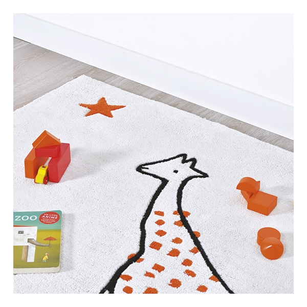 tapis enfant coton la girafe lilipinso 150x150. Black Bedroom Furniture Sets. Home Design Ideas