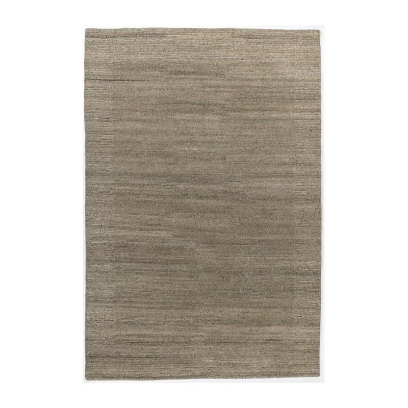 Tapis en laine ray brun 418 loook 170x240 - Tapis classique laine ...