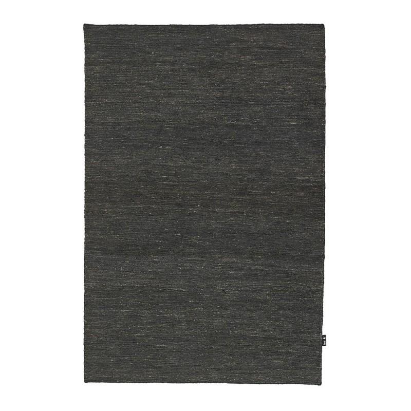 tapis chanvre tiss plat charbon 601 loook. Black Bedroom Furniture Sets. Home Design Ideas
