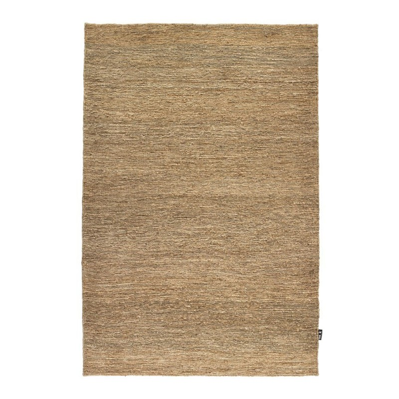 tapis chanvre tiss plat marron 601 loook. Black Bedroom Furniture Sets. Home Design Ideas