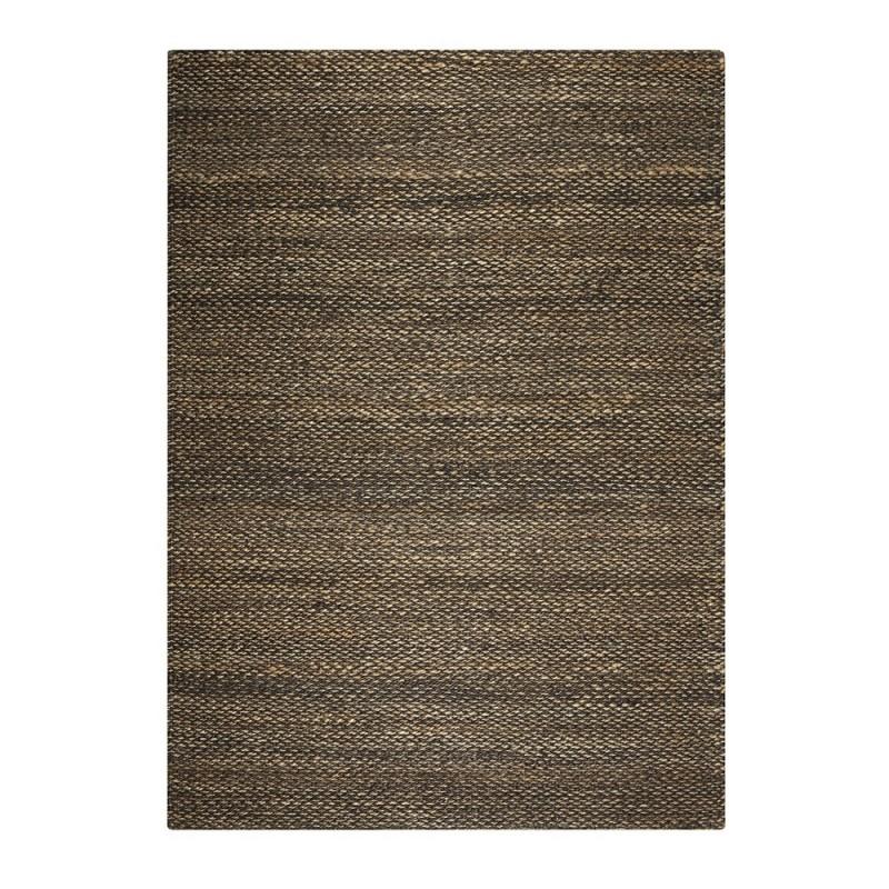 tapis chanvre marron 607 loook 140x200. Black Bedroom Furniture Sets. Home Design Ideas