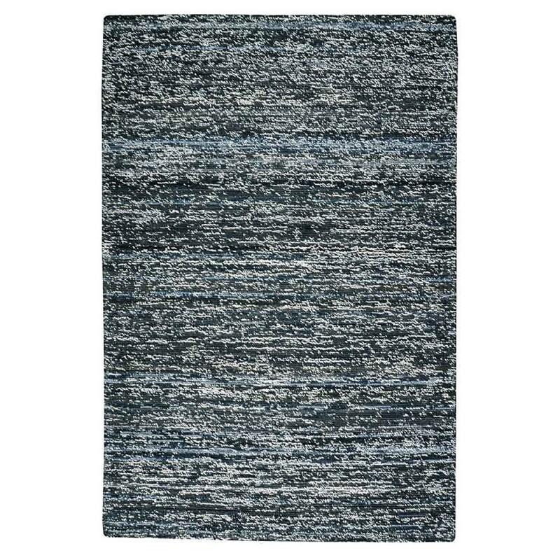tapis tuft main deniza fusain the rug republic. Black Bedroom Furniture Sets. Home Design Ideas