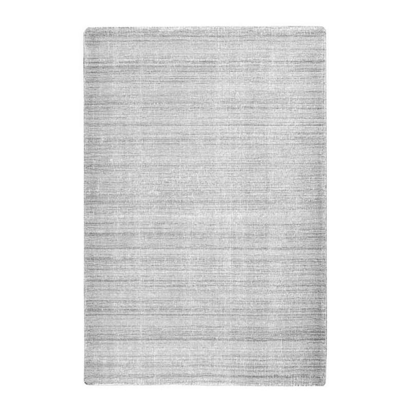 tapis tiss main gris the rug republic medanos 160x230. Black Bedroom Furniture Sets. Home Design Ideas