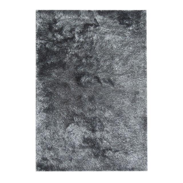 Tapis gris fonc trinity creations highland 200x280 - Tapis gris fonce ...