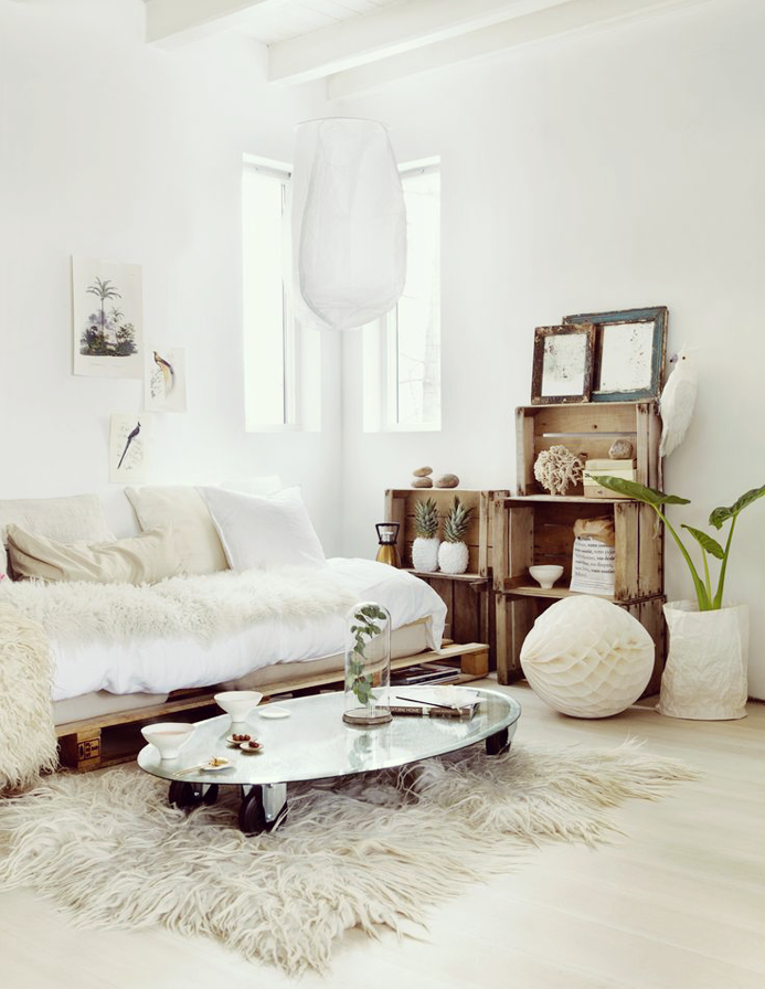 Comment Creer Une Ambiance Cocooning