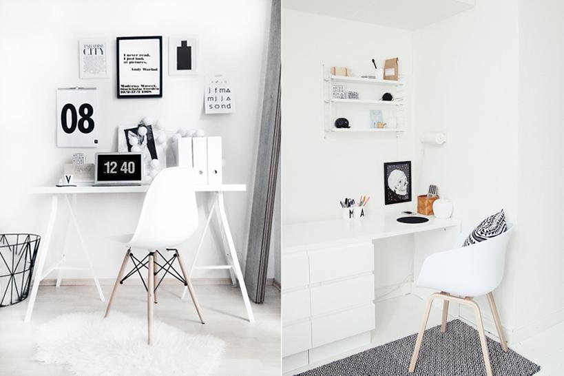 Inspiration : aménager un coin bureau