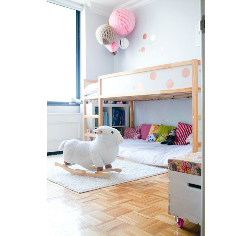Inspiration d co chambre b b - Inspiration couleur chambre ...