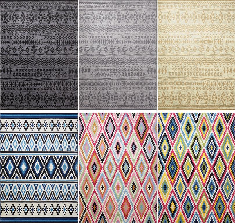 La Collection De Tapis Fresh Kelim Par Esprit Home