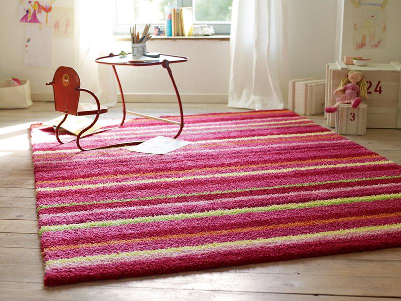 Tapis enfant fille rose inspiration déco chambre denfants bien choisir son tapis